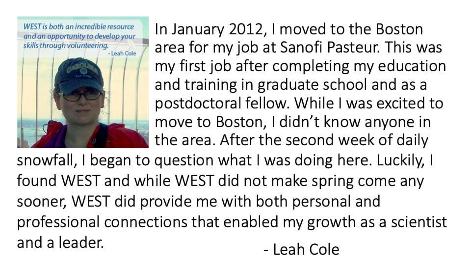 2020 Stories - Leah Cole