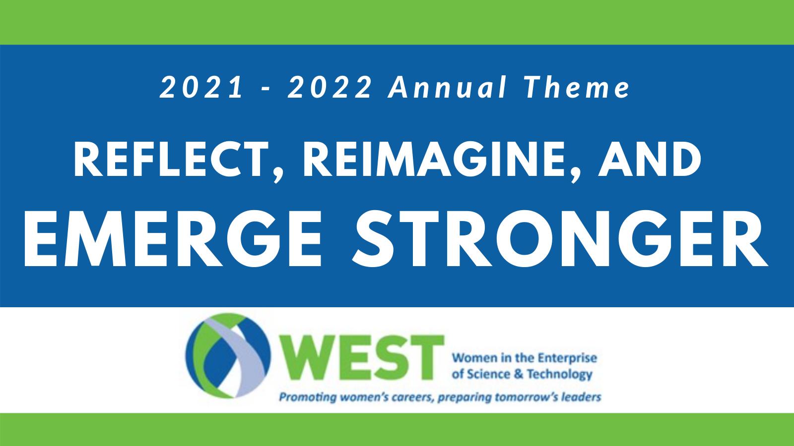 2021 - 2022 Annual Theme