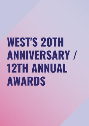 WESTs 20th Anniversary photo  12th Awards
