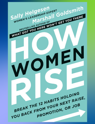 WESTorg book reco: How Women Rise; Buy here: https://amzn.to/2Z1jqMu