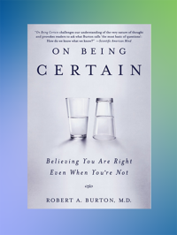 WEST book reco: On Being Certain