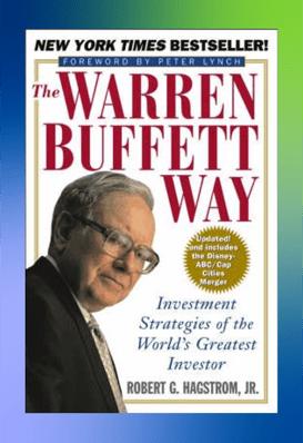 WEST Book Reco: The Warren Buffet Way; Affiliate link https://amzn.to/38dUxNi